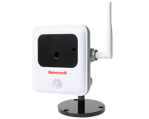 Honeywell Outdoor Compact Wired or Wireless IP Camera